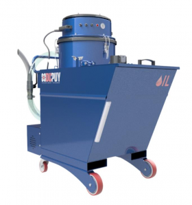 OILVAC 200 Industrial vacuum for oil & chips recovery